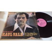 Eres Toda Una Mujer Raul Vale Lp Vinyl De Coleccion