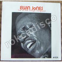 Jazz Inter,elvin Jones, Lp12´, Hecho En Alemania, Sp0