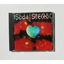 Soda Stereo Dynamo Cd Original Mexicano 1992