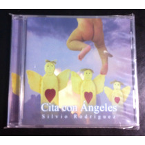 Silvio Rodriguez - Cita Con Angeles (2003, Cd) Maa