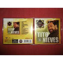 Tito Nieves - Oro Salsero Cd Usa Ed 2010 Mdisk
