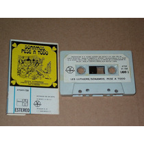 Les Luthiers Sonamos Pese A Todo Audio Cassette Kct Tape