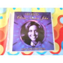 Olivia Newton John.cd.legend,serie,edicion Limitada. 2cds