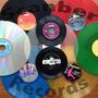 Lote Viniles (discos Negros Acetato) Sin Portadas Lp Vinyl