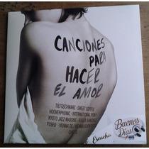 Canciones Para Hacer El Amor Cd Promo Raro Mvs Cardsleeve