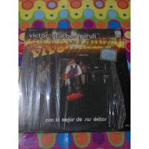 Victor Yturbe Pirulí Lp79 En Vivo Con Lo Mejor De Sus Éxitos