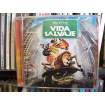 Vida Salvaje -the Wild¿ Disney Pictures Cd, Nuevo Cerrado