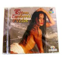 Andres Landero / Con Ritmo Tambores Y Velas Cd Nuevo 1999