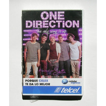 One Direction The Only Way Is Up Dvd Nuevo Y Sellado 2012