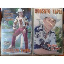 Casetes De Roberto Tapia Nuevos Y Sellados