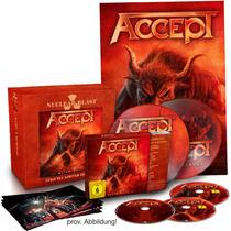 Accept - Blind Rage - Box Set