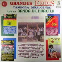 Banda De Huaxtla - Tambora Sinaloense Con 16 Exitos