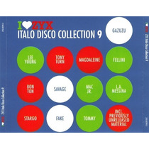 I Love Zyx Italo Disco Collection Vol. 9 High Energy Nuevo.