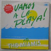 The Miamis / Vamos A La Playa 1 Disco Lp Vinilo