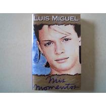 Luis Miguel Casette Mis Momentos