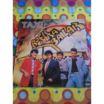 Taxi Lp Rock Para Bailar 1985.