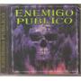 Enemigo Publico - Enemigo Publico ( Punk Hardcore ) Cd Rock