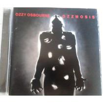 Ozzy Osbourne - Ozzmosis Cd 1era Ed. Heavy Metal