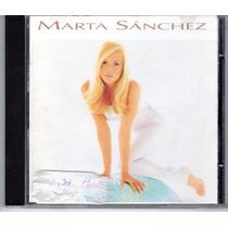 Disco Compacto Cd Marta Sanchez Mi Mundo