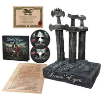 Leaves Eyes King Of Kings Boxset Silver Edition