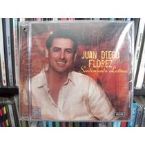 Juan Diego Florez ¿sentimientos Latinos¿ Cd Nuevo, Cerrado