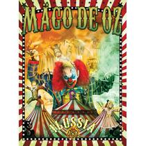 Mago De Oz / Ilussia 1 Cd Nuevo !