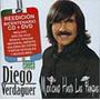 Mexicano Hasta Las Pampas (cd + Dvd) Diego Verdaguer