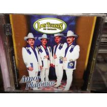 Tucanes De Tijuana Amor Platonico Cd Nuevo Sellado