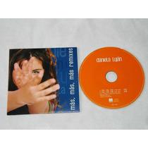 Daniela Lujan - Mas,mas,mas Remixes Cd Promo Wea 2001