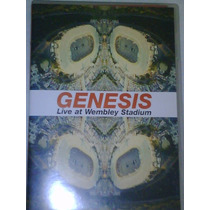 Dvd De Genesis Live At Wembley Stadium 1987