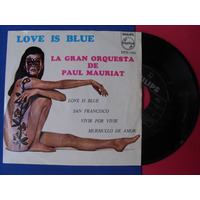 Paul Mauriat, Love Is Blue, Ep 1968