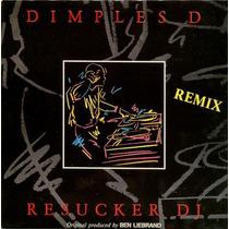 Dimples D Resucker Dj (el Rap De Mi Bella Genio) Remix 90´s.