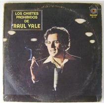 Los Chistes Prohibidos De Raúl Vale 1 Disco Lp Vinil