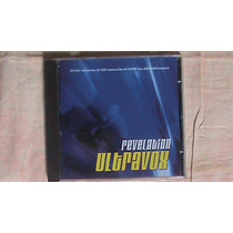 Tecno Cd De Ultravox:ingenuity/revelation 2000/2003 Importad