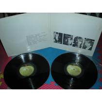 The Beatles Album Blanco Lp 12´ Hecho En México Como Nuevo