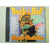 Rock & Roll Cd Para Sus Fiestas