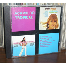 Acapulco Tropical Cd Dos En Uno