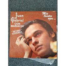 Lp Juan Gabriel Con Mariachi