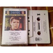 Audio Cassette Alberto Vazquez 15 Exitos Rancheros