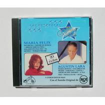 Maria Felix Canta A Agustin Lara Cd Original Mexicano 1999