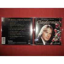 Richard Clayderman - Romance Of Richard Cd Usa Ed 1992 Mdisk