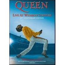 Dvd Live At Wembley (2 Dvd