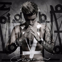 Purpose Deluxe - Justin Bieber - Nuevo - Original