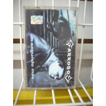 Garrobos - Un Segundo Más... Cassette Nacional