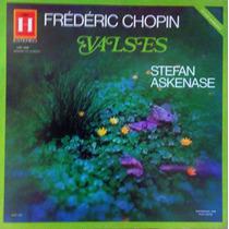 Federic Chopin Valses Lp