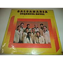 Lp Orquesta Novel / Salsamania