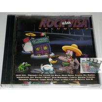 Cd Rock Sin Visa Vol 2, Haragan, Liran Roll, Heavy Nopal Etc