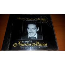 Marco Antonio Muñiz, Lo Mejor, Cuando Vuelvas, Cd Album