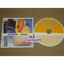 Alejandra Guzman Soy 2001 Bmg Cd Con Sin Funda
