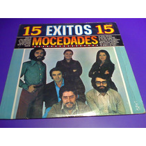 Disco Lp Mocedades 15 Exitos El Vendedor, Eres Tu Etc.
